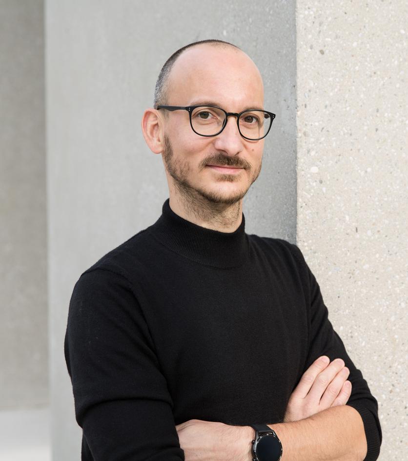 Dominik Kaltenberger - aus der Praxis gelernt